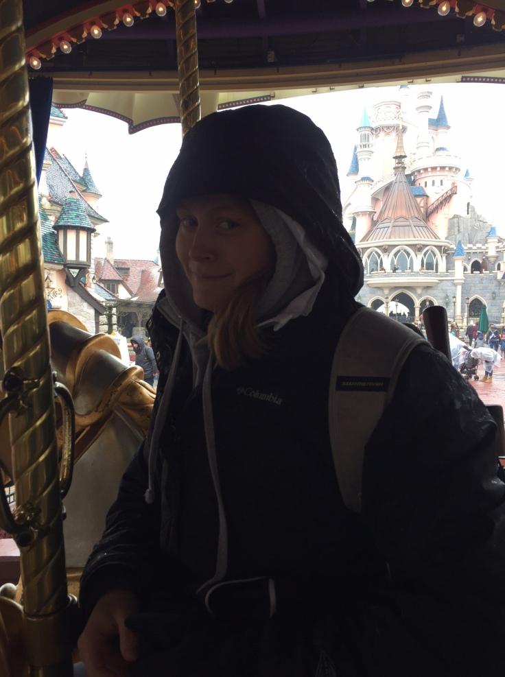 Bailey at Disney